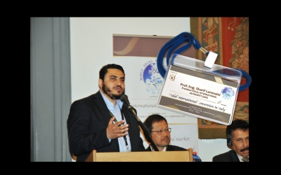 WHFC 2014 - Halal International Convention in Italy // Sharif Lorenzini